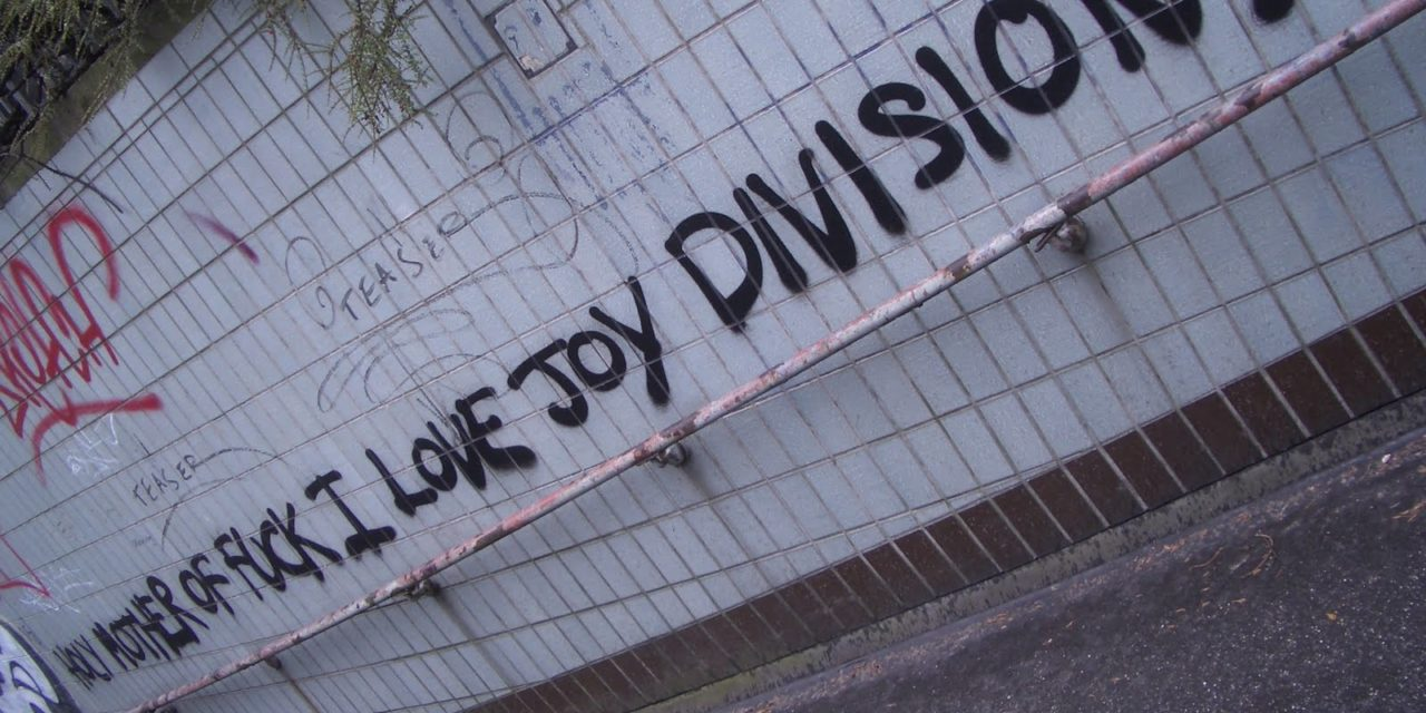 Okay, you can stop covering Joy Division now