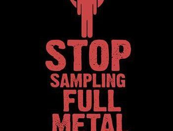 """I Need Something Stronger"": Industrial Sample Killfile"