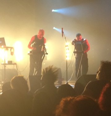 Kinetik Update 2012: Ad·ver·sary's Performance
