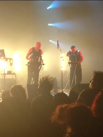 Kinetik Update 2012: Ad·ver·sary's Performance