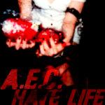 """A.E.C., """"Hate Life"""""""