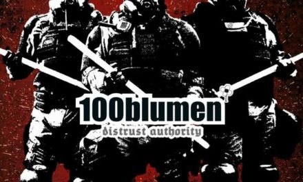 "100blumen, ""Distrust Authority"""