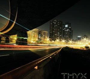 "THYX, ""Below the City"""