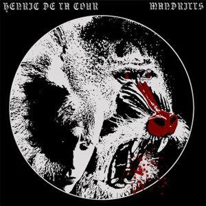 """Henric De La Cour, """"Mandrills"""""""