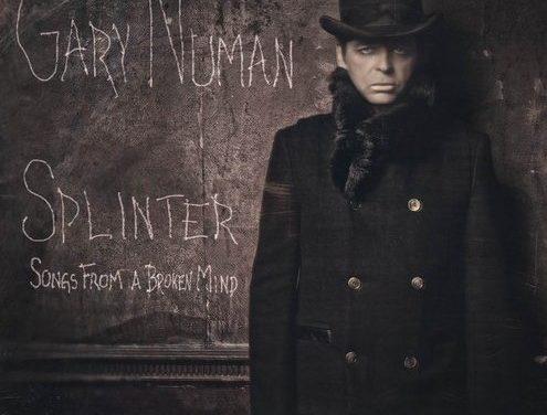 """Gary Numan, """"Splinter (Songs from a Broken Mind)"""""""