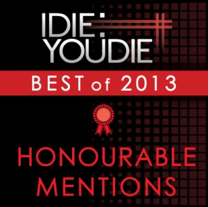 Best of 2013: Honourable Mentions