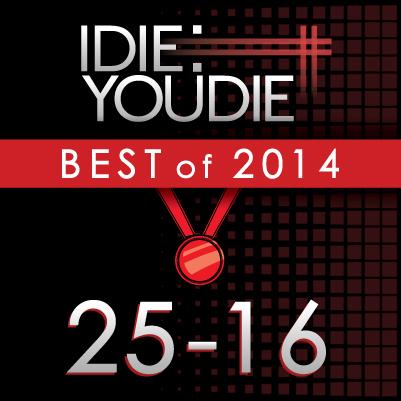 I Die: You Die's Top 25 of 2014: 25-16