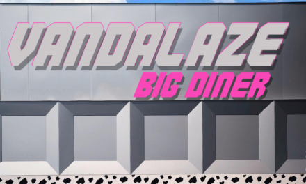 "Vandalaze, ""Big Diner"""