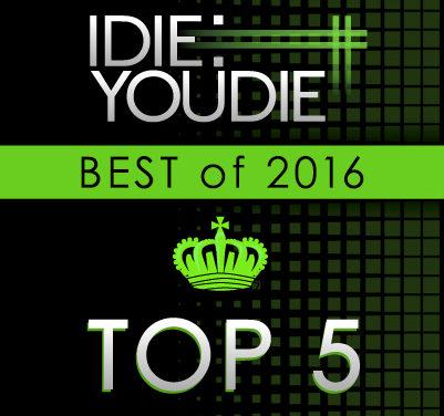 I Die: You Die's Top 25 of 2016: 5-1