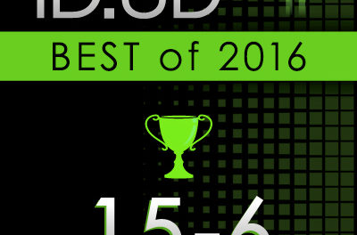 I Die: You Die's Top 25 of 2016: 15-6
