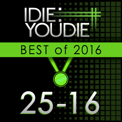 I Die: You Die's Top 25 of 2016: 25-16