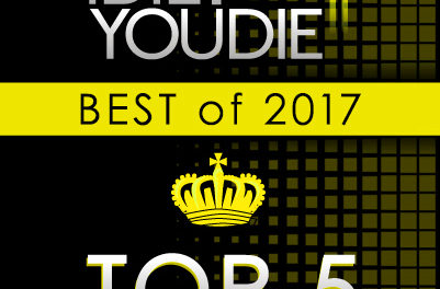 I Die: You Die's Top 25 of 2017: 5-1