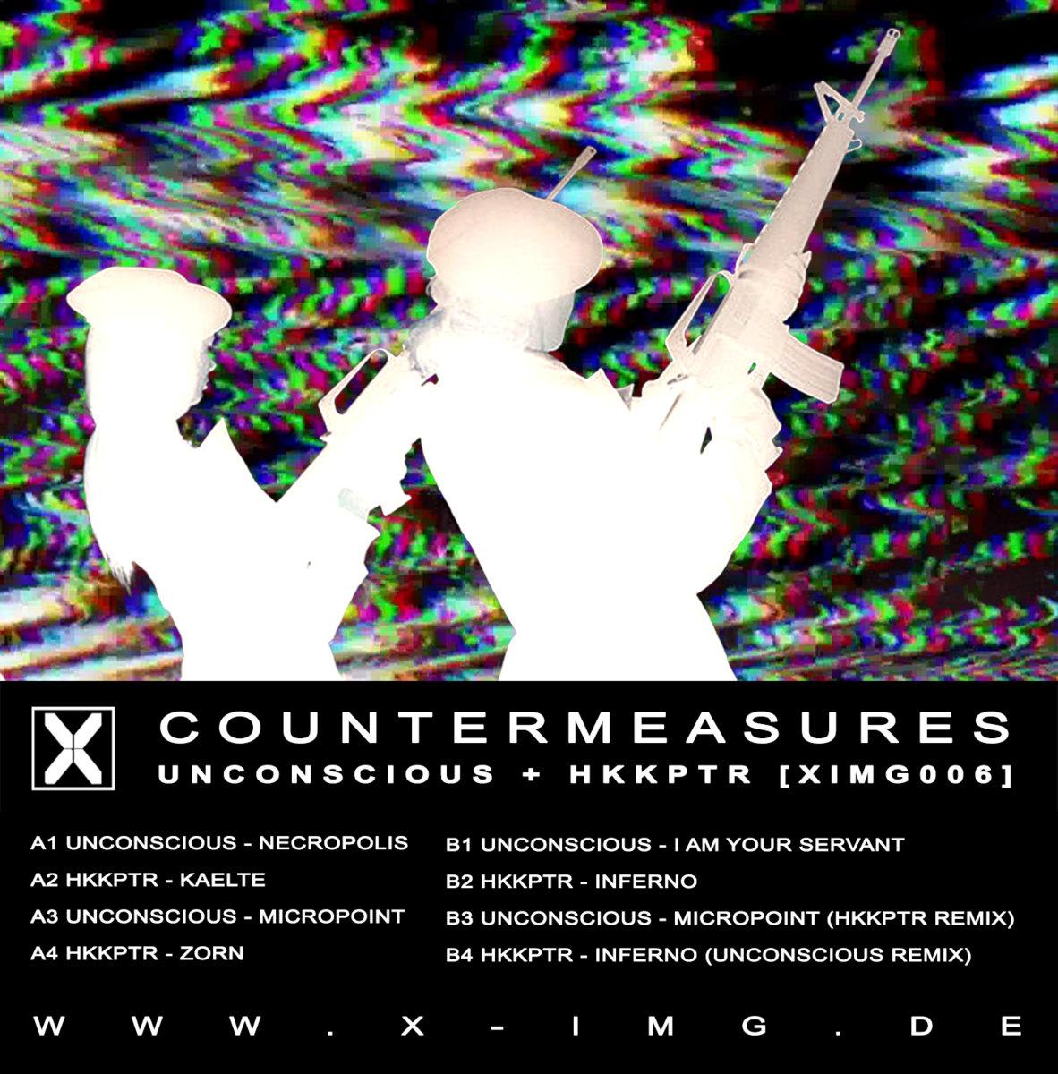 Observer: Unconscious/HKKPTR & Crudmouth