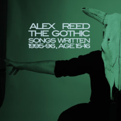 """Alex Reed, """"The Gothic (songs written 1995-96, age 15-16)"""""""