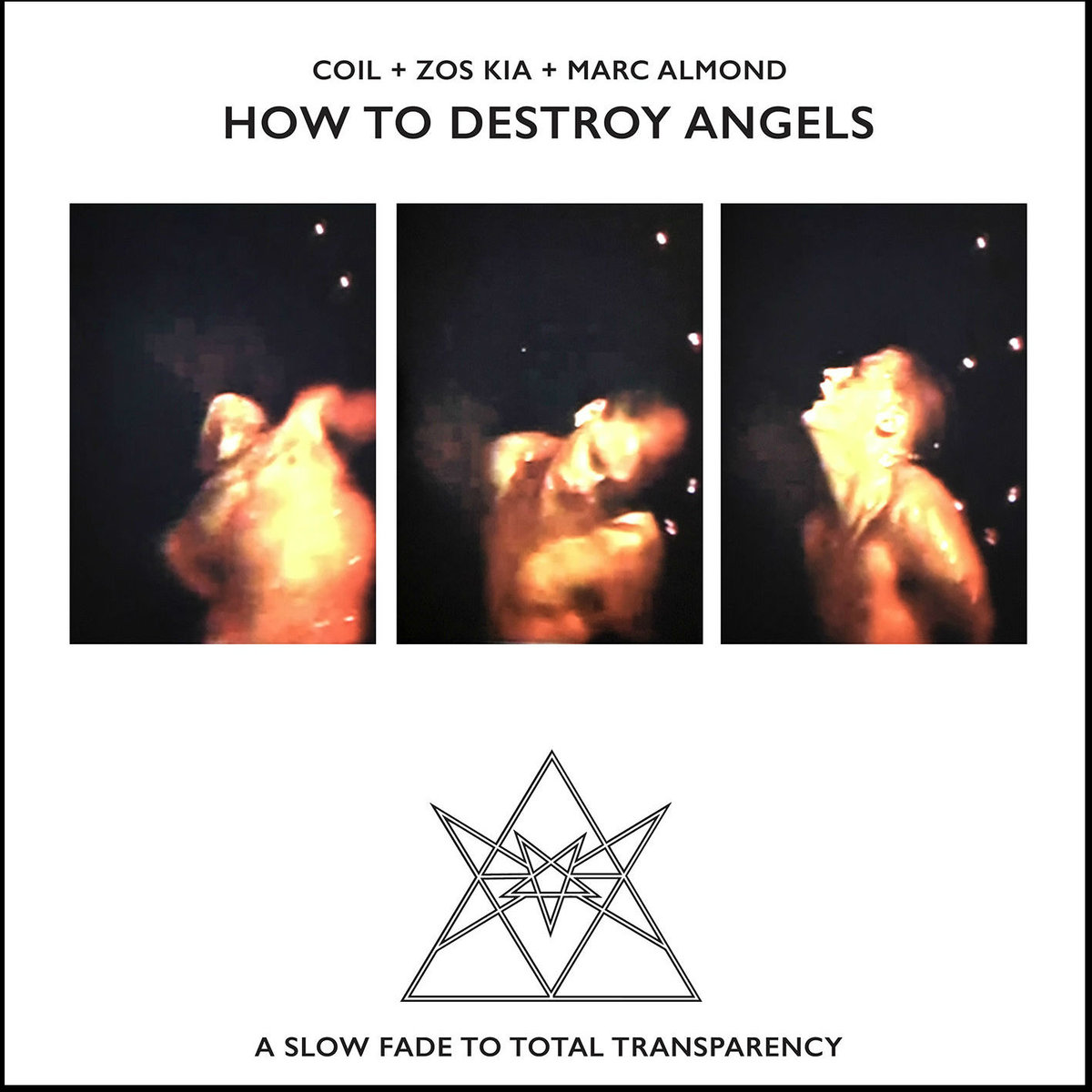 "Replicas: Coil + Zos Kia + Marc Almond, ""How To Destroy Angels"""