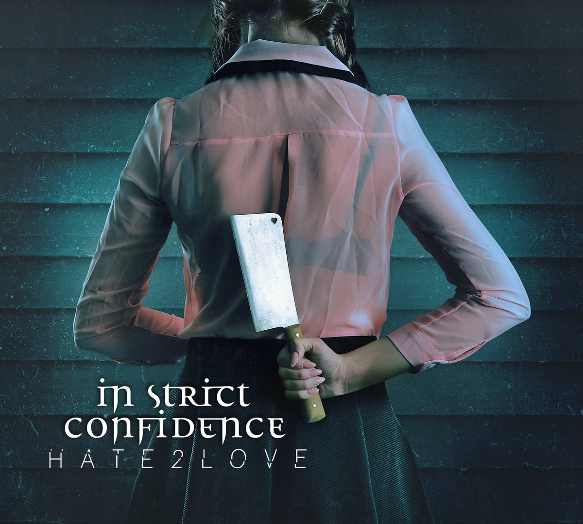 """In Strict Confidence, """"Hate2Love"""""""