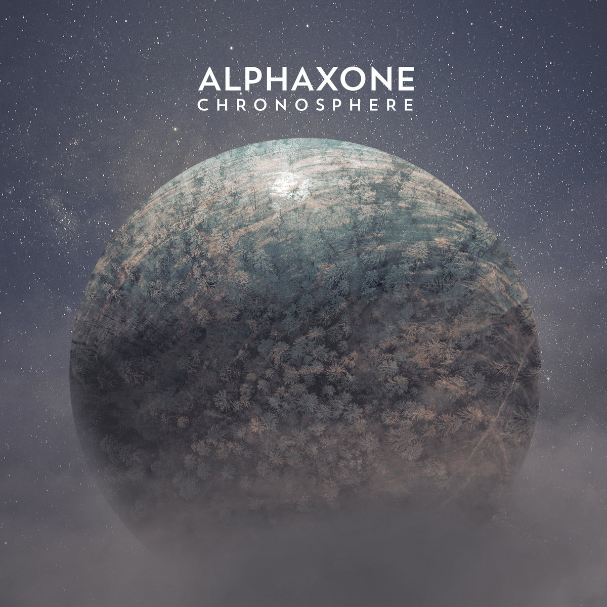 "Alphaxone, ""Chronosphere"""