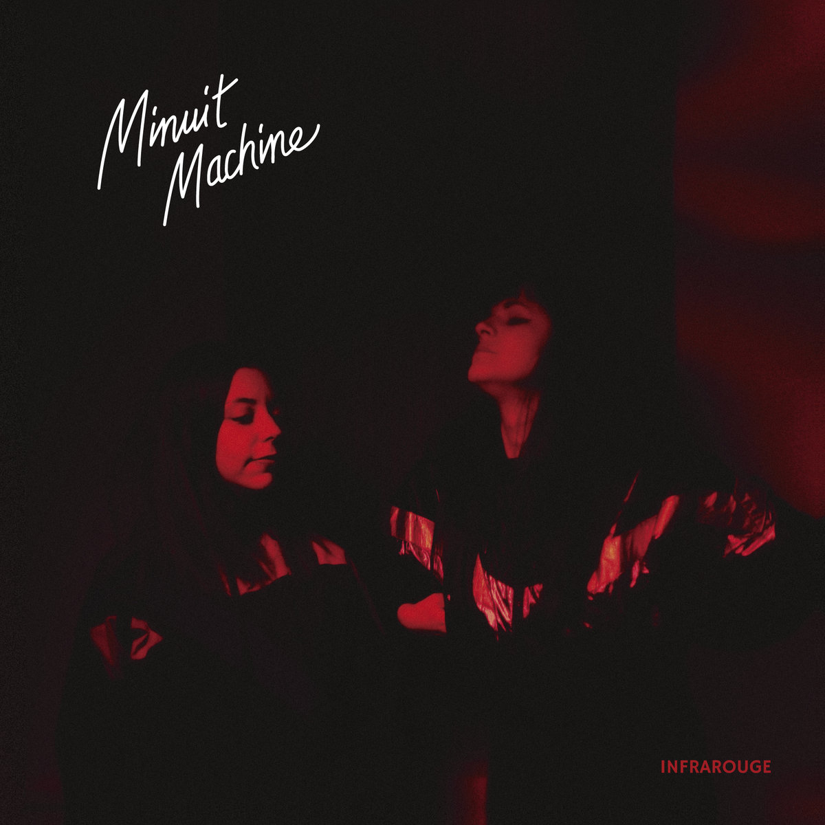 "Minuit Machine, ""Infrarouge"""