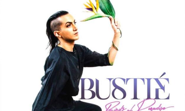 """Bustié, """"Birds Of Paradise"""""""