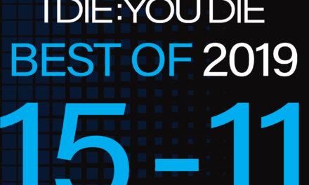 Best of 2019: 15-11