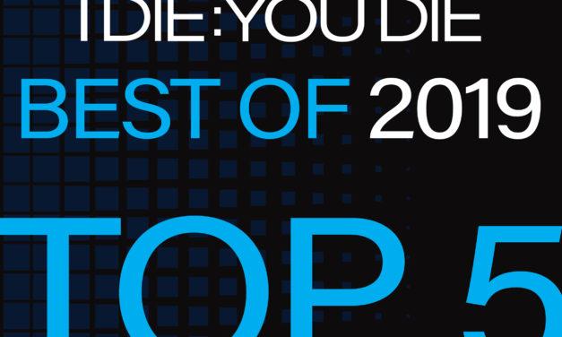 Best of 2019: Top 5