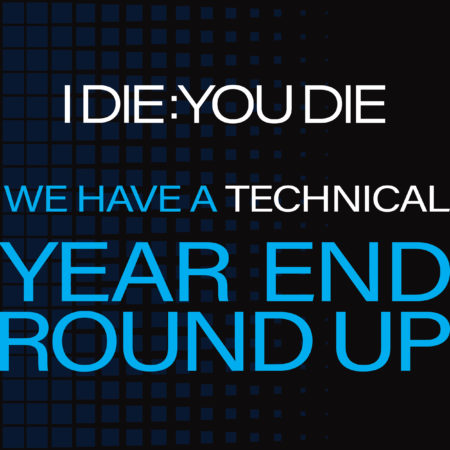 We Have a Technical 290: Year End 2019