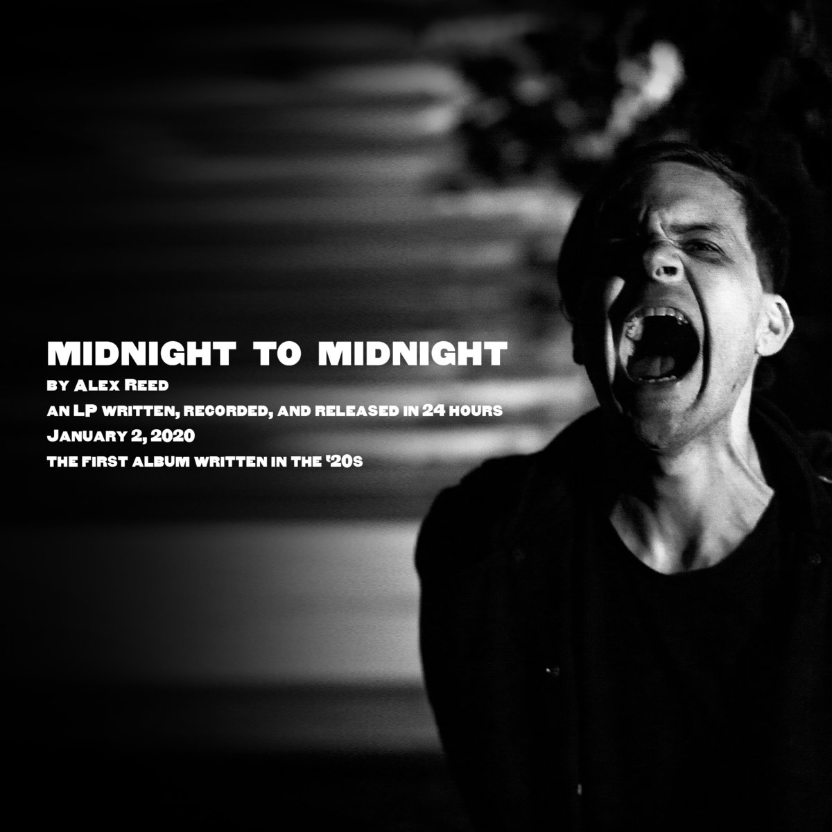 "Alex Reed, ""Midnight To Midnight"""