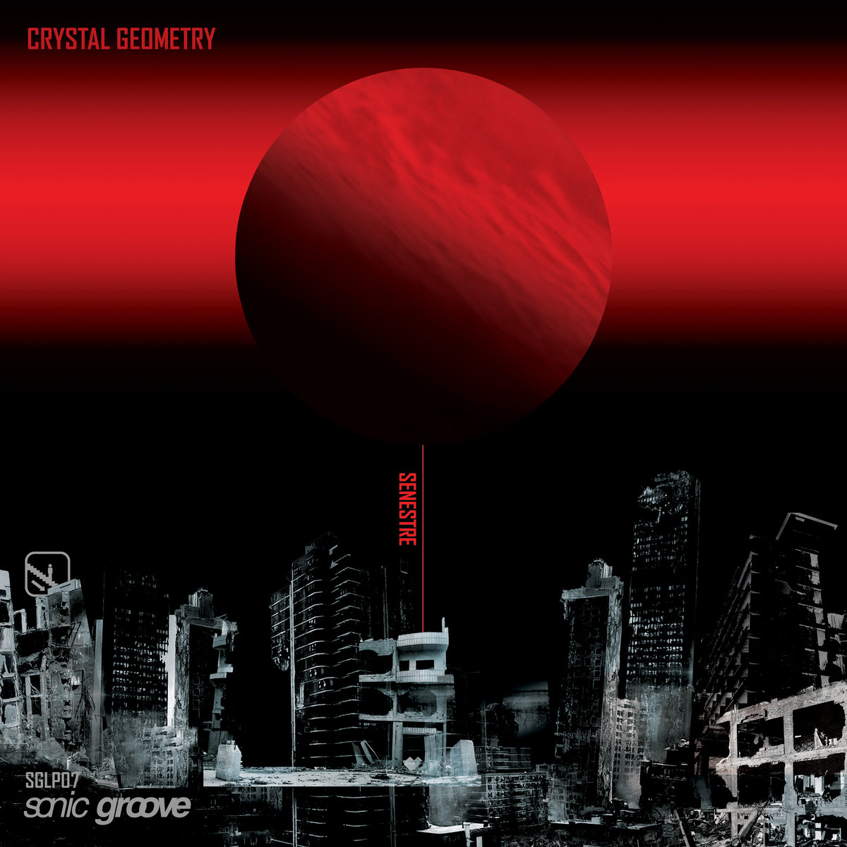 "Crystal Geometry, ""Senestre"""
