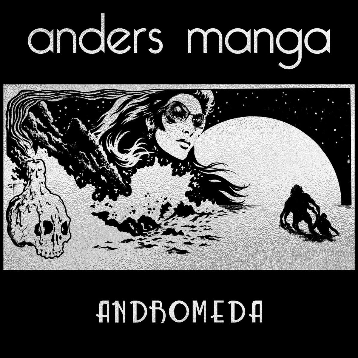 "Anders Manga, ""Andromeda"""