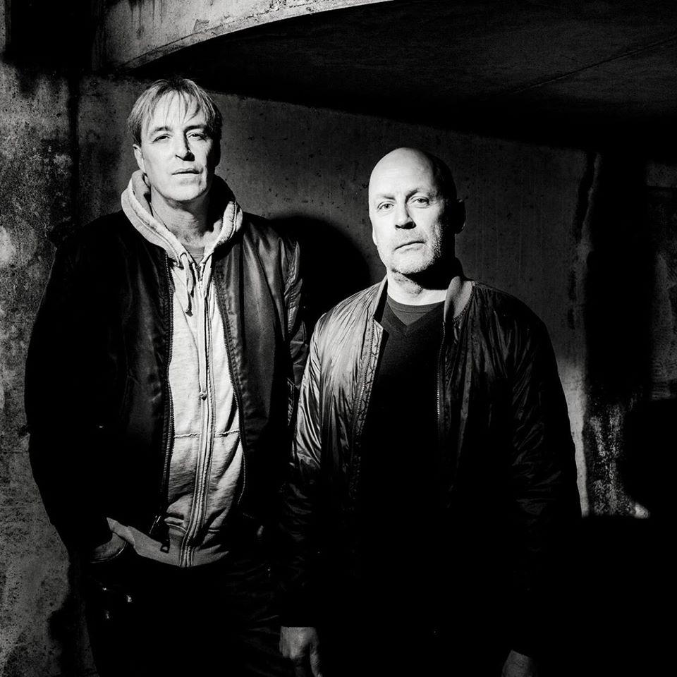 Sven Van Hees & Paul Ward