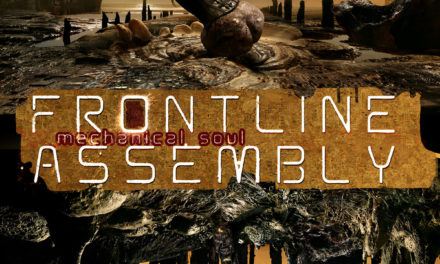 """Front Line Assembly, """"Mechanical Soul"""""""
