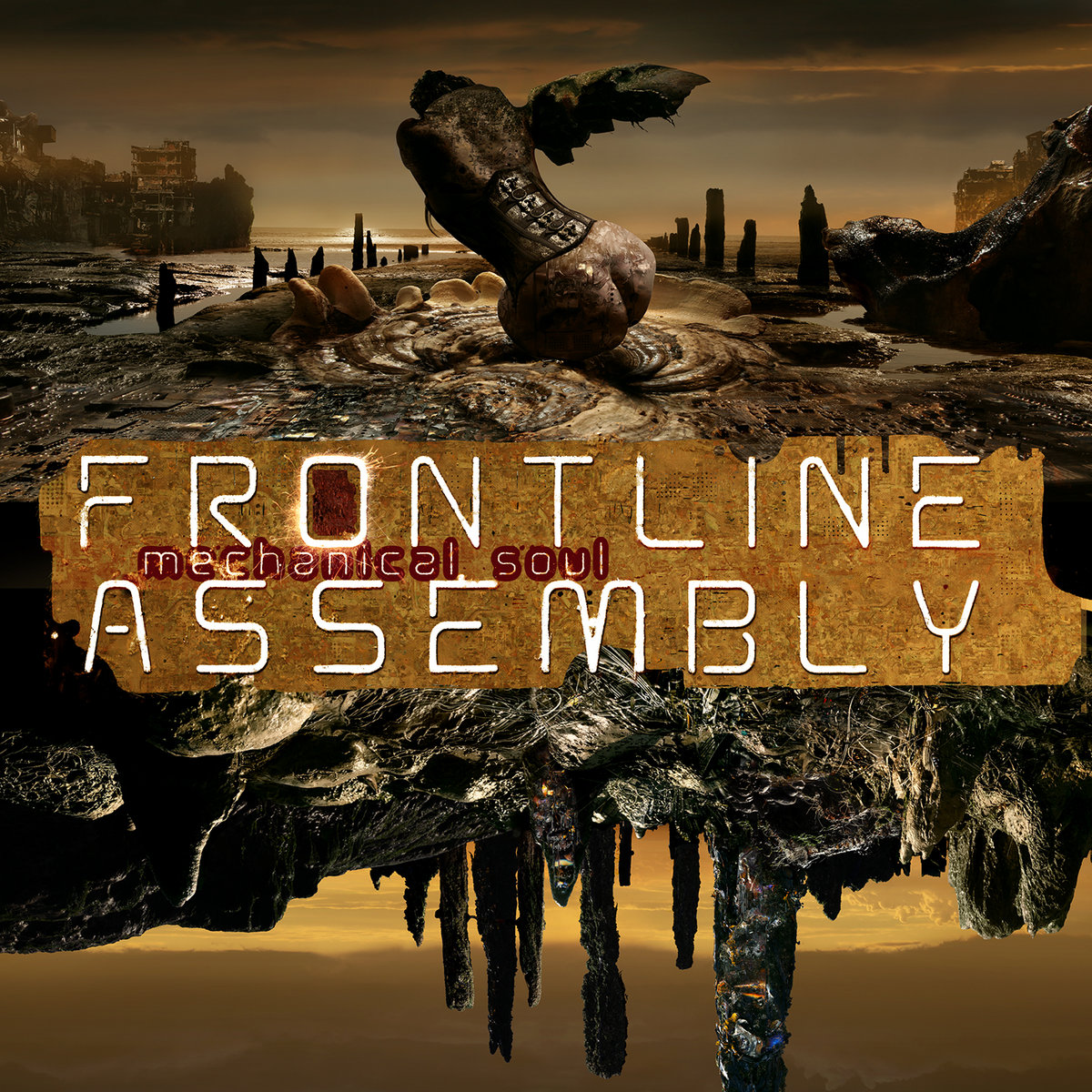 "Front Line Assembly, ""Mechanical Soul"""