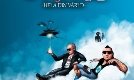 "We Have A Commentary: Spark!, ""Hela Din Värld"""