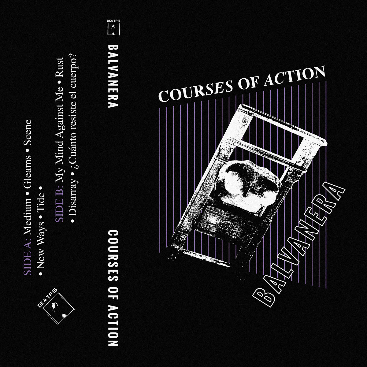 "Balvanera, ""Courses of Action"""