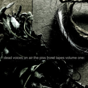 Dead Voices On Air - The Piss Frond Tapes Volume One