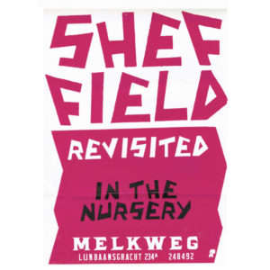 In The Nursery - Sheffield Revisited