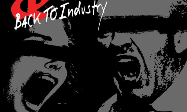 """Leaether Strip, """"Back To Industry"""""""