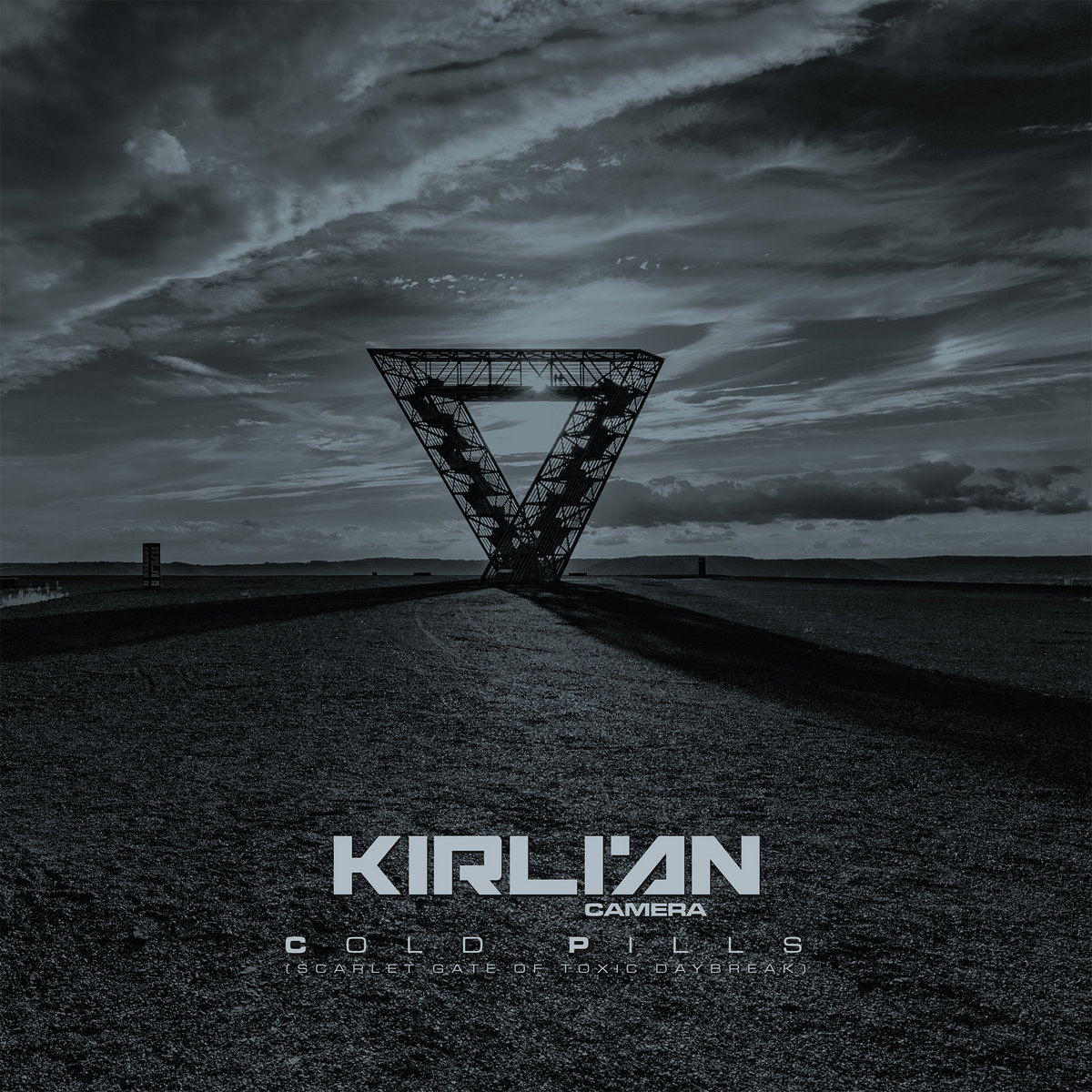 "Kirlian Camera, ""Cold Pills (Scarlet Gate Of Toxic Daybreak)"""