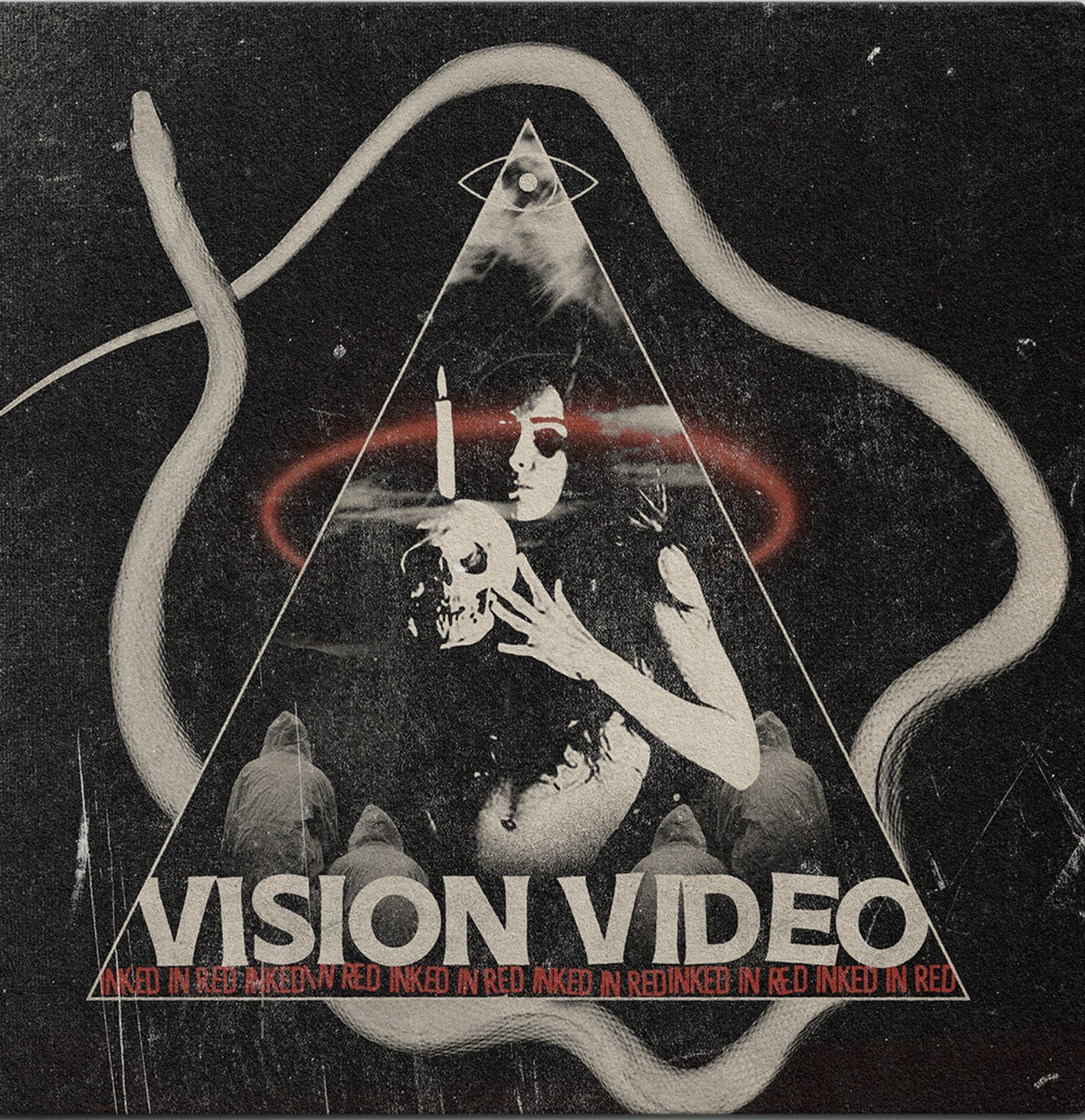 """Video Vision, """"Inked in Red"""""""