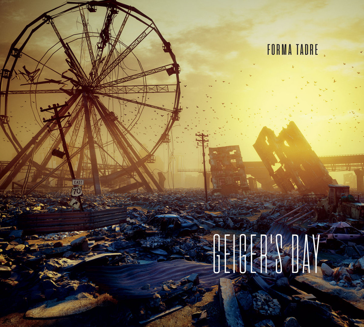 """Forma Tadre, """"Geiger's Day"""""""